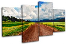 Mountain Road Landscapes - 13-2224(00B)-MP04-LO